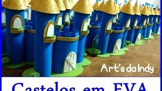Download Centro de mesa Castelo de eva Príncipe (Parte 1) Art's da Indy Video