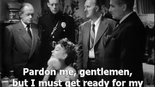 Download Sunset Boulevard 1950 final scene Video