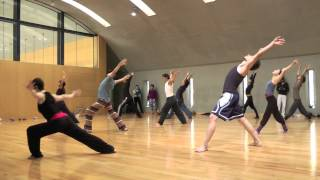 Download Contemporary Dance Training.mov Video