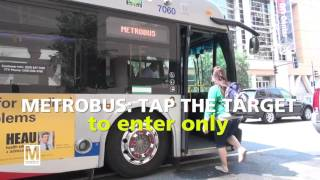 Download How to buy and use Metro's SmarTrip card (English) Video