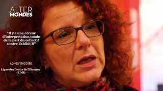 Download [Altermondes] Lilian Thuram et Agnès Tricoire soutiennent Exhibit B Video