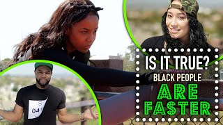 Download Black People Are Faster | Is It True? Video