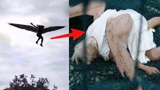Download Fenomena Malaikat Jatuh dari langit hebohkan Negara ini, tak disangka ternyata ini.. Video