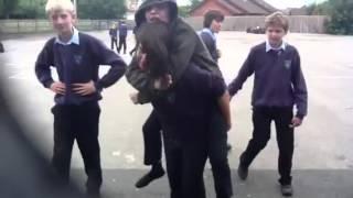 Download Piggy back challenge part 4 Video