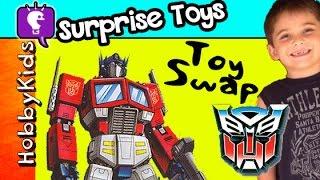 Download Transformer Surprise Egg PORTAL! Video