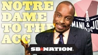 Download Notre Dame Takes Its Game To The ACC; Bomani & Jones episode 47 Video