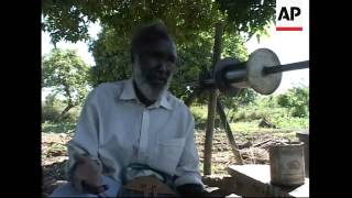 Download African farmer wins international award for harvesting rain water Video