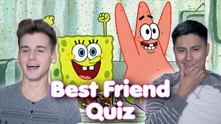 Download Taking The Best Friend Quiz! Video