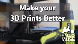 Download 5 Reasons you need a Hot Air Gun in your 3D Printing Toolkit - 2015 Video