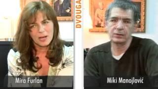 Download DVOUGAO Mira Furlan - Miki Manojlović Video