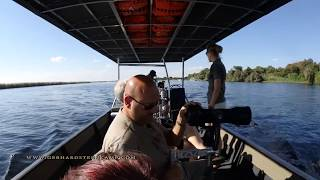 Download Trip on the Chobe river with Pangolin Photo Safaris - May 2017 Video