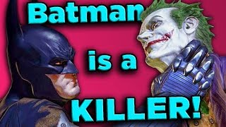Download Proof Batman Kills, A LOT! | The SCIENCE!... of Batman Video