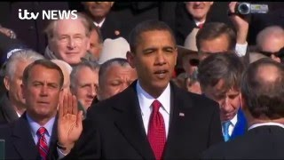 Download African Americans reflect on Obama's presidency Video