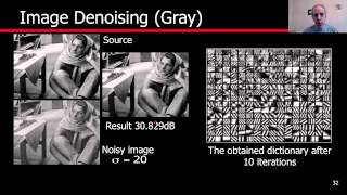 Download Digital image processing: p068- Sparse Modeling Image Processing Examples Video