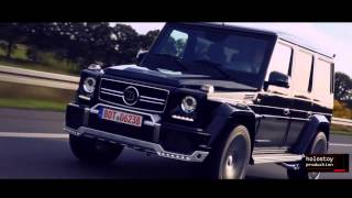 Download Mercedes-Benz G-class Gelandewagen AMG Video