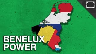 Download How Powerful Are The Netherlands, Belgium & Luxembourg? Video