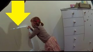 Download Little Girl Finds A Secret Room In Her House That Leads Into An Even Wilder Surprise Video
