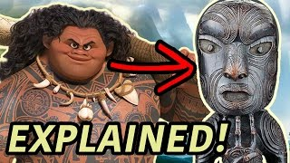 Download Moana Characters Explained: The Mythology Behind Moana. Video