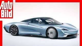 Download McLaren Speedtail (2018) Details / Erklärung Video