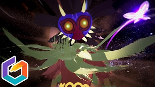Download ″A Terrible Fate″ - Painting a Scene from ZELDA in VR! (Tilt Brush + HTC Vive) Video