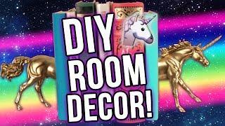Download DIY UNICORN Room Decor?! | Garage Sale Swindle Video