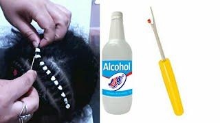 Download Cómo quitar silicona liquida y resorte del cabello. ¡Alcohol y desbaratador! Video