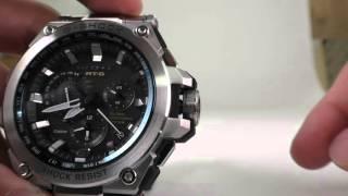 Download カシオのメタルG-SHOCK・MT-G G1000Dは針の動きがニクい Video