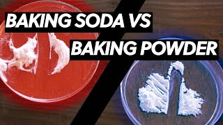 Download The Difference Between Baking Soda and Baking Powder - Explained Video