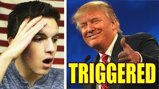 Download Triggered by Trump - Election Reaction! Video