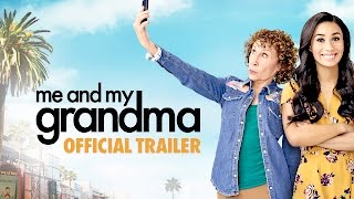 Download ME AND MY GRANDMA - Official Trailer | MyLifeAsEva Video
