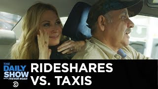 Download Uber and Lyft vs. Old-School Taxis | The Daily Show Video