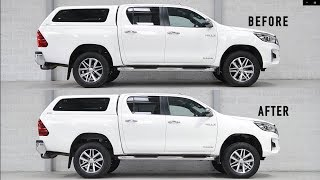 Download Toyota Hilux Easy-Lift Kit Video