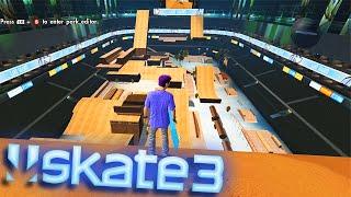 Download NEW Skate 3 SUPER ULTRA MEGA-PARK Video