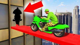 Download MOTORBIKE PRECISION ON SKYSCRAPERS! (GTA 5 Funny Moments) Video