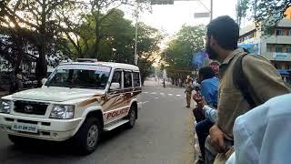 Download P M .Narendra Modi Entry @ ..trivandrum Video
