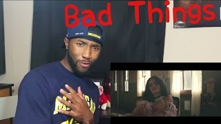 Download Machine Gun Kelly, Camila Cabello - Bad Things ( Official Video ) Reaction!! Video