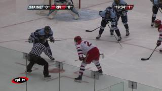 Download RPI Men's Hockey vs. University of Maine - Game 2 Video