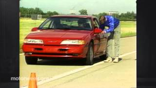 Download MotorWeek | Retro Review: 1989 Ford Thunderbird SC (Update) Video