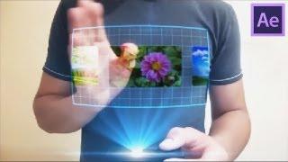 Download Tutorial After Effects CS6-Cum sa faci o holograma Video