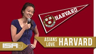 Download Do all Asians go to Harvard? (ISAtv) Video