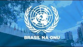 Download Brasil na ONU: Desenvolvimento sustentável, direitos humanos, mudança do clima, paz e segurança Video