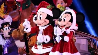 Download FULL HD Mickey's Most Merriest Celebration New Christmas Show at Walt Disney World Video