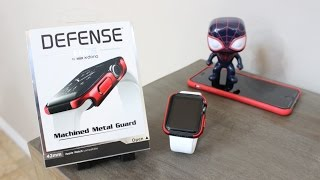 Download X-Doria Defense Edge Apple Watch Case Review (42mm) Video
