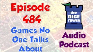 Download Dice Tower 484 - Games No One Talks About but ME! Video