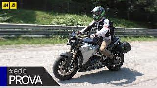 Download Energica Eva, prova della naked full electric sportiva! [ENGLISH SUB] Video