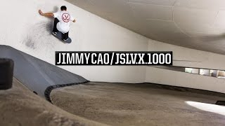 Download Jimmy Cao JSLVX1000 Part | TransWorld SKATEboarding Video