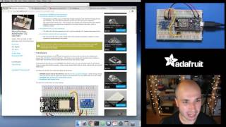 Download MicroPython Hardware: I2C Devices with Tony D! @micropython Video