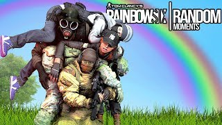 Download Rainbow Six Siege - Random Moments: #16 (Funny Moments Compilation) Video