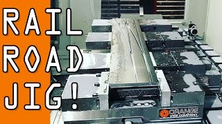 Download Machining a Railroad Jig on the HAAS! Video