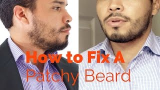 Download How to Fix a Patchy Beard Video